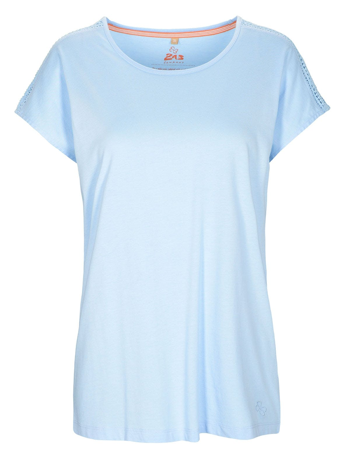 FRY DAY T-Shirt - Sky Blue