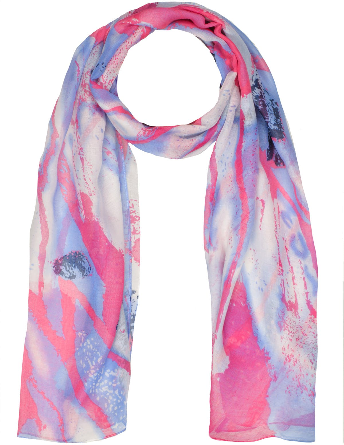 BASEFIELD Tuch HOLLY - Lily Pink Daylight