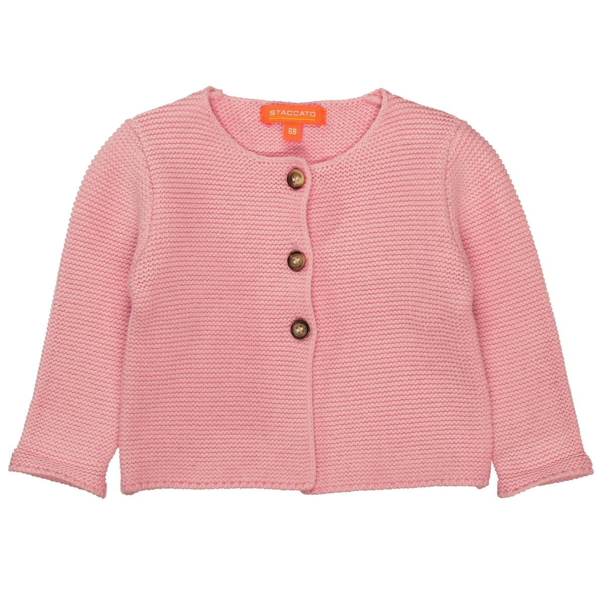 Strickjacke - Soft Pink