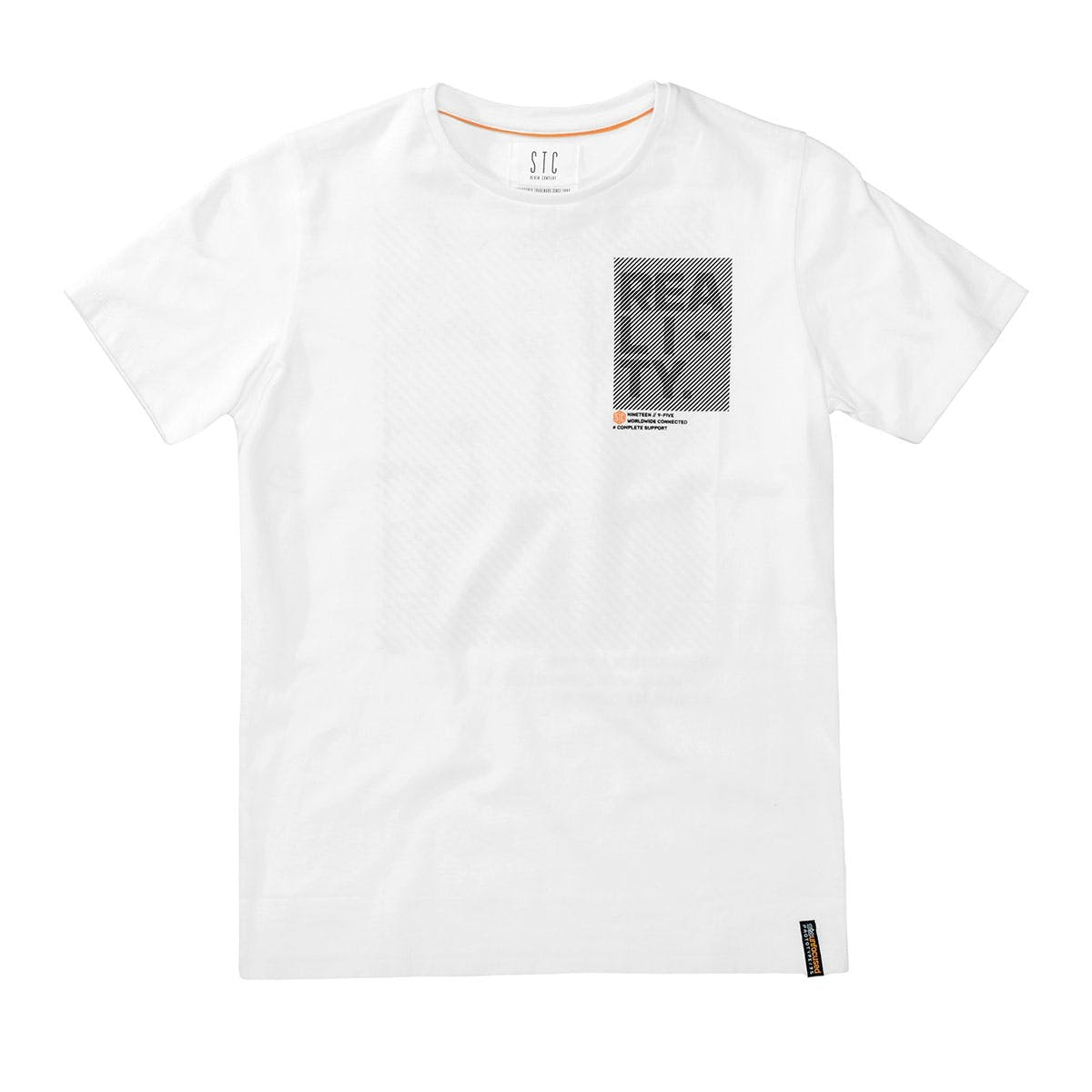 T-Shirt REALITY - Offwhite