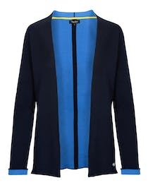 FRY DAY Cardigan Doubleface - Night Blue