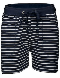 BASEFIELD Shorts - Navy White