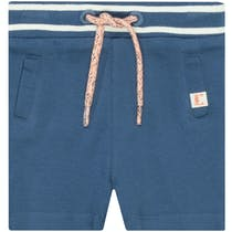 Newborn Shorts - Jeans Blue