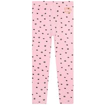 Sweatleggings mit Print - Rose Pink