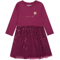 Kleid MAKE A WISH - Purple
