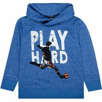 Sweatshirt PLAY - Blue Structure