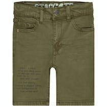 Colour Bermudas - Dusty Green