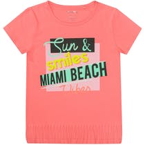 T-Shirt MIAMI BEACH - Lobster