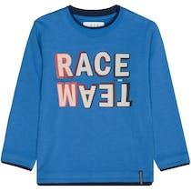 Jungen Sweatshirt-blue