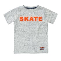 T-Shirt Skate - Grey Structure