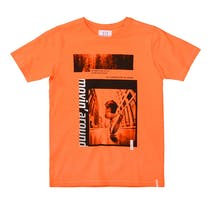 T-Shirt STREETLIFE - Orange