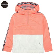 Windbreaker - Neon Peach