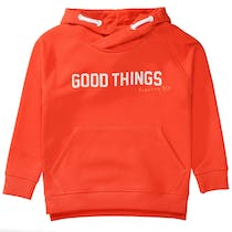 Kapuzen Sweat GOOD THINGS - Bright Red