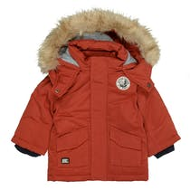 Parka Nature Friends - Rust