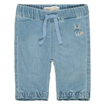 Jogg-Pants HASE - Mid Blue Denim
