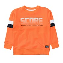 Sweatshirt SCORE - Orange