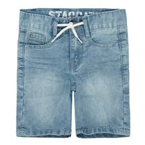 Jungen Jeans Bermudas - Light Blue Denim