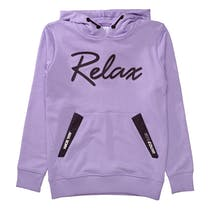 Hoodie Relax - Lilac