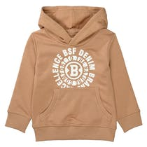 BASEFIELD Kapuzensweatshirt - Brown