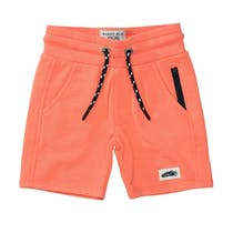 BASEFIELD Sweat-Bermudas WHAT YOU NEED - Fire Orange