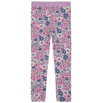 JETTE Leggings mit Allover-Print - Lilac Rosy