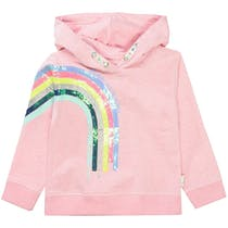 JETTE Hoodie OVER THE RAINBOW - Rose Meliert