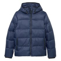 MARC O'POLO Puffered Jacket - Dark Navy