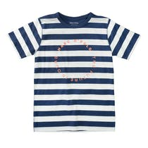 MARC O'POLO T-Shirt aus Bio-Baumwolle - Washed Blue