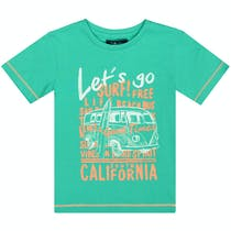 ATTENTION T-Shirt Let´s Go - Dark Green