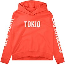 ATTENTION Sweatshirt Tokio - Cayenne