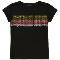 ATTENTION T-Shirt - Black