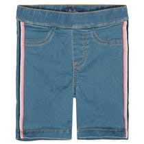 ATTENTION Jeansshorts - Light Blue Denim