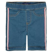 ATTENTION Jeansshorts - Mid Blue Denim