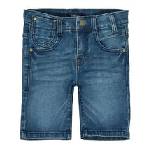 ATTENTION Jeans-Bermudas - Mid Blue Denim