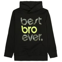 ATTENTION Sweatshirt BRO - Black